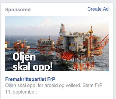 FRP Facebook ad